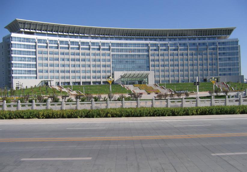 克拉玛依政府大楼案例